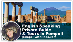 English Speaking Private Guide & Tours in Pompeii